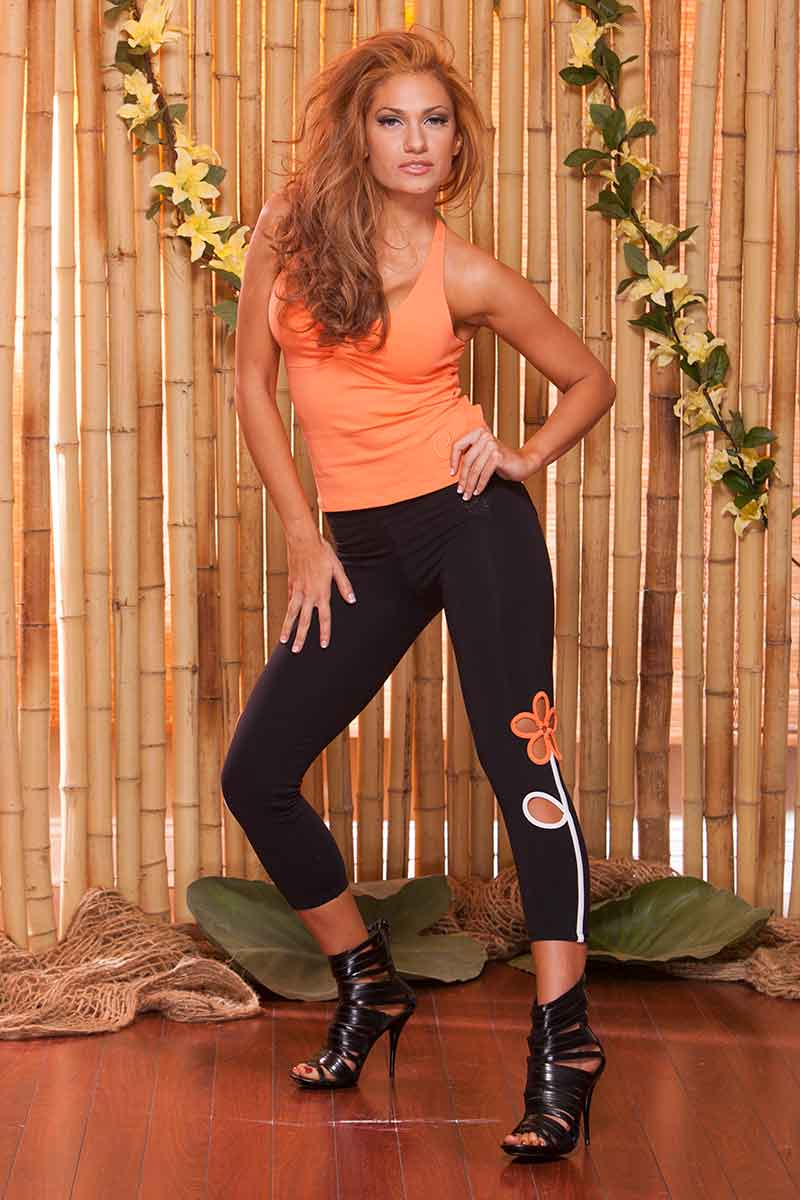 EQ Brazil Diva Daisy Legging