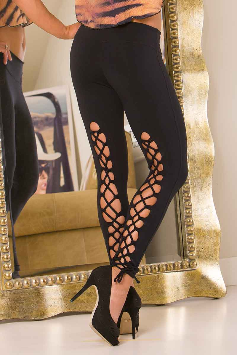 EQ Brazil Lively Lacing Legging