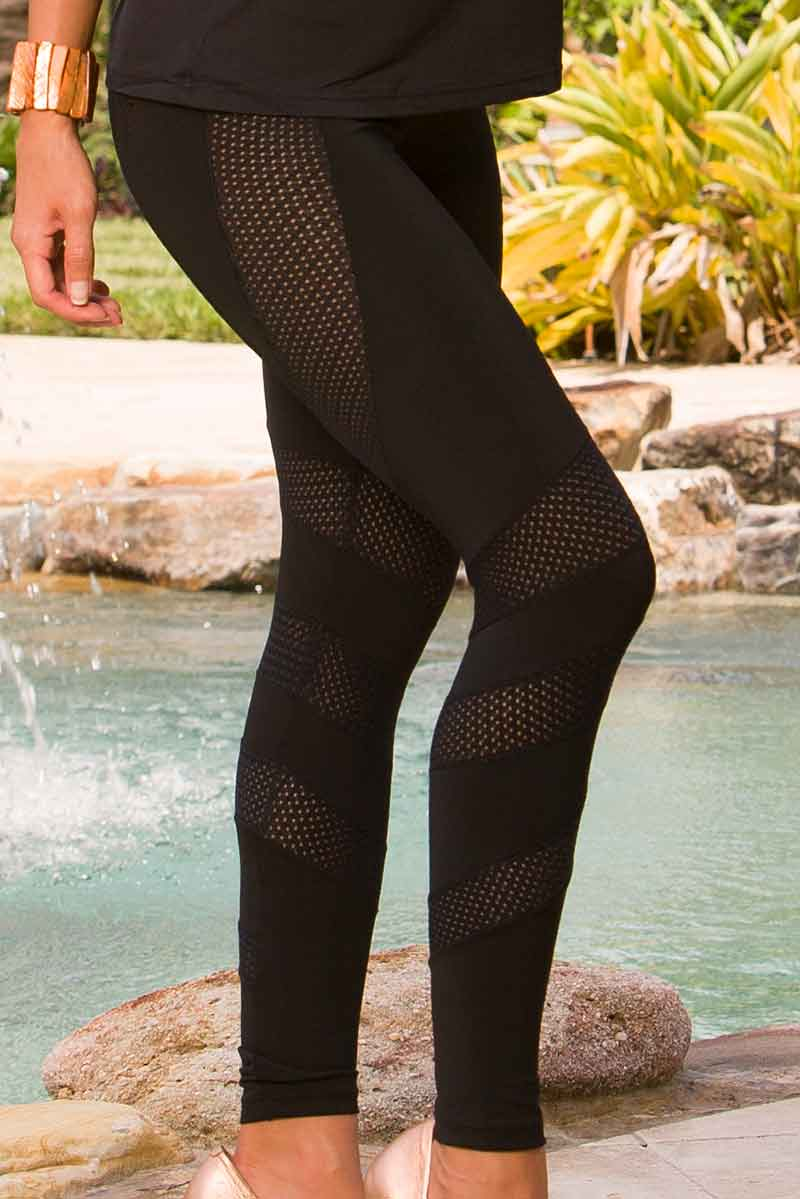 EQ Brazil Mesh Motivate Legging