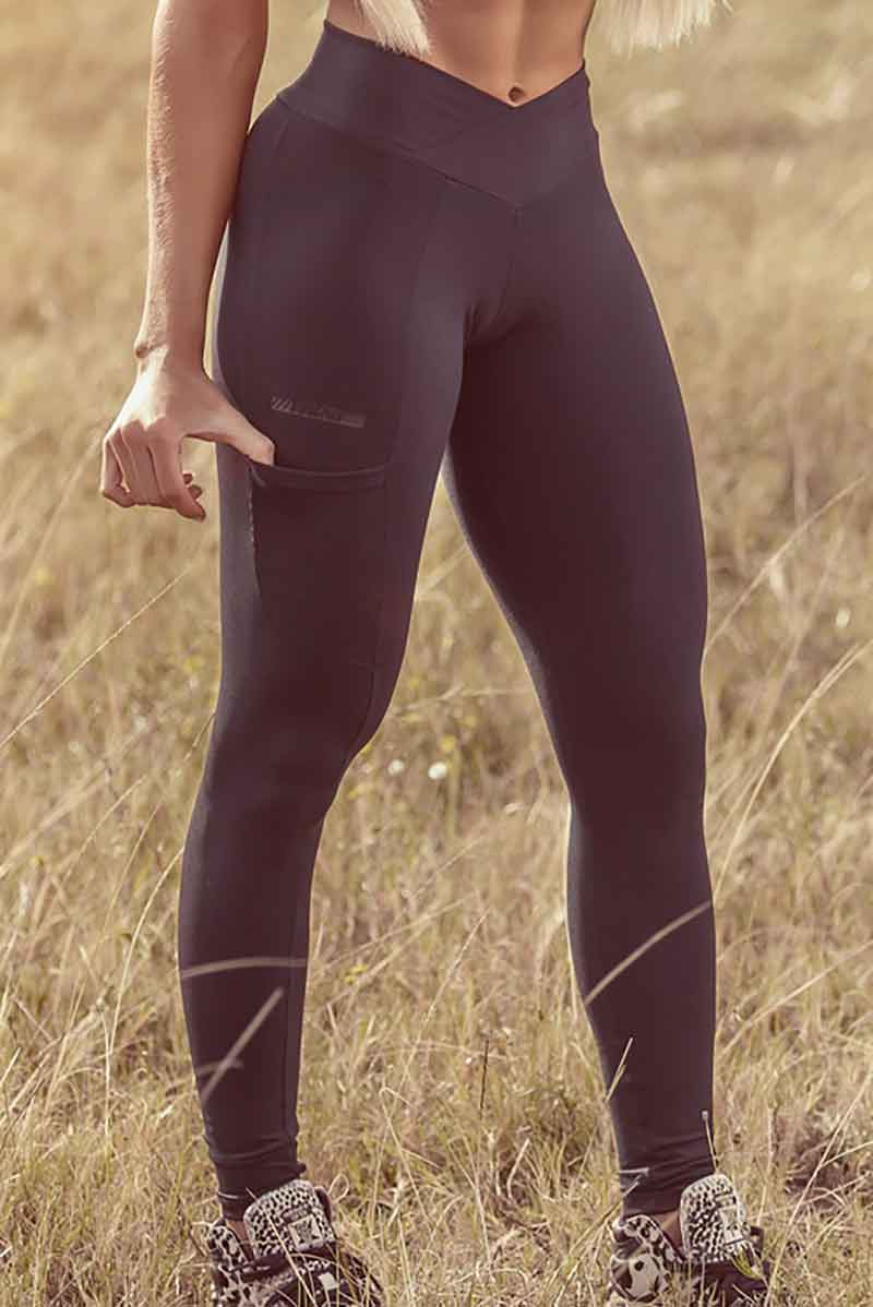 SuperHot Fire Within Legging