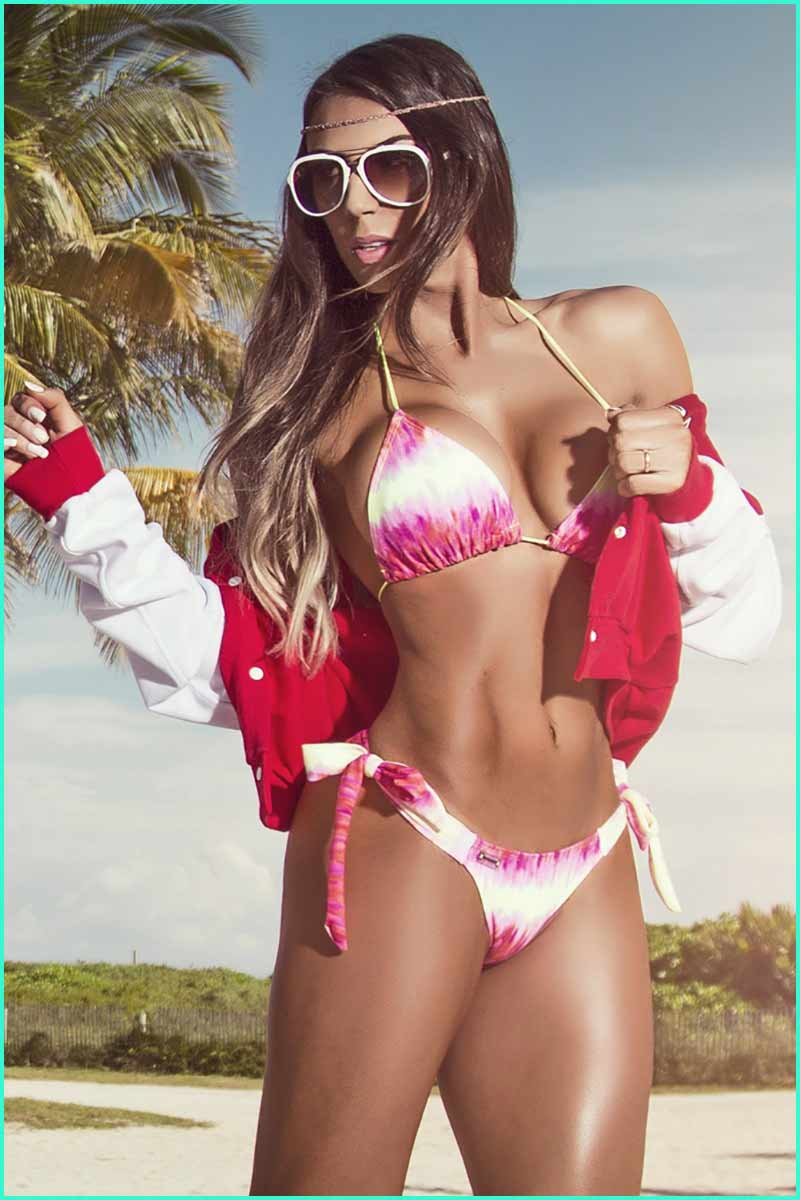Super Hot Ocean Drive Bikini