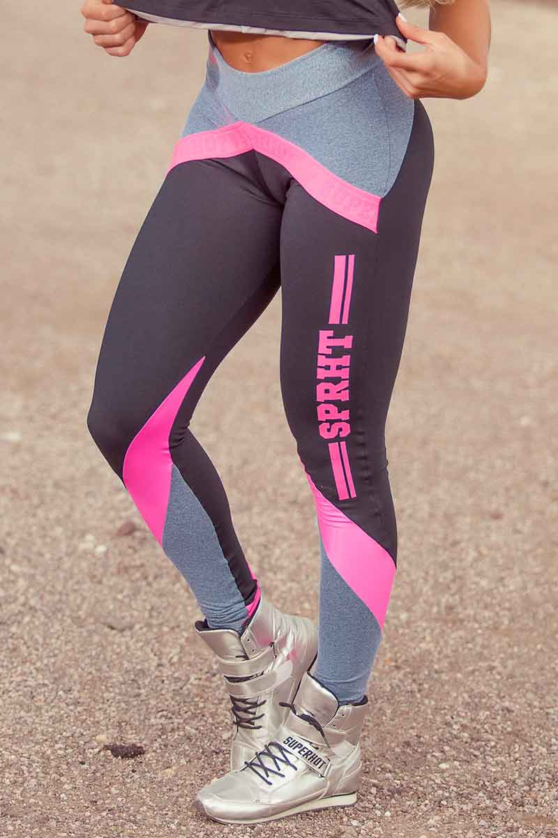 Super Hot Spirit Legging