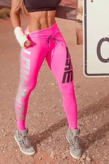 Super Hot Pink Make Your Mark Legging