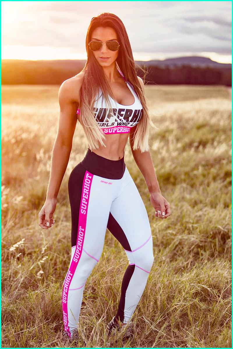 Super Hot Takeover Legging