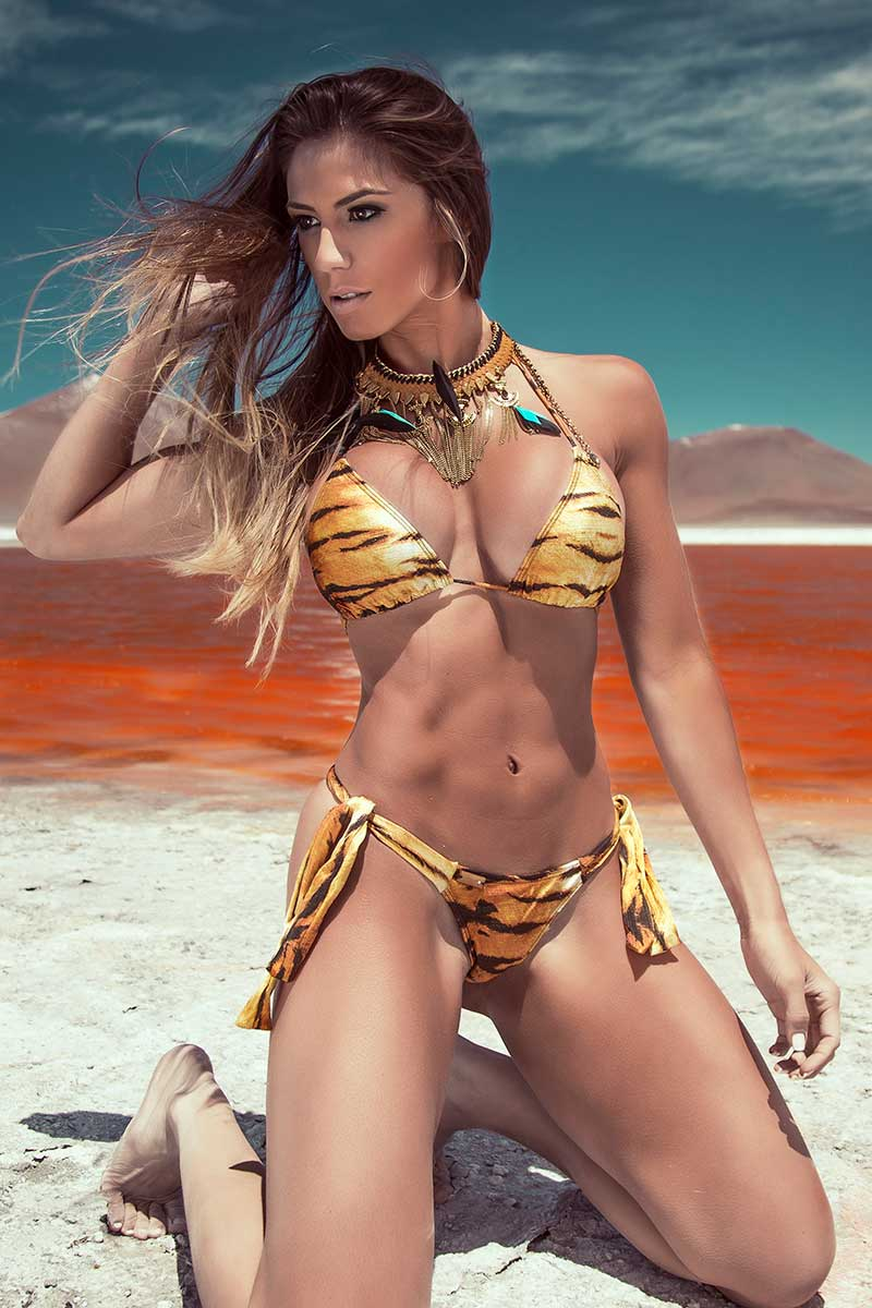 Super Hot Tulor Bikini