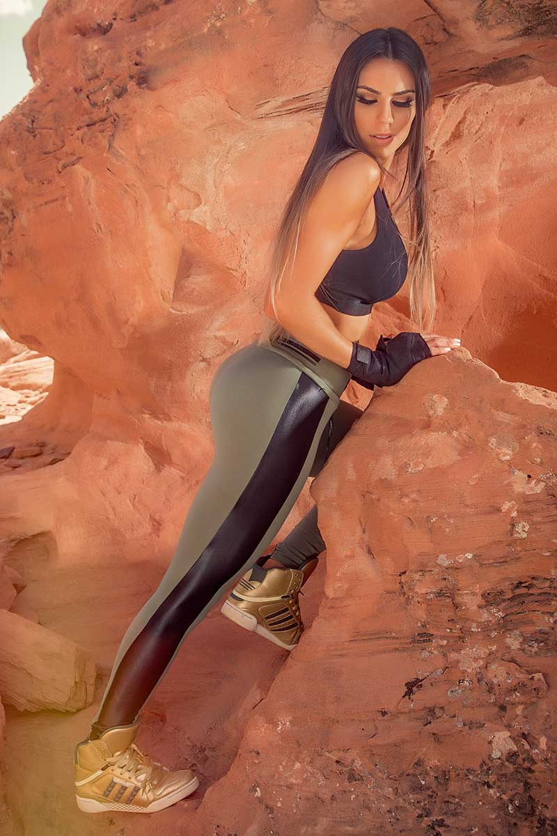 Super Hot Warrior Legging