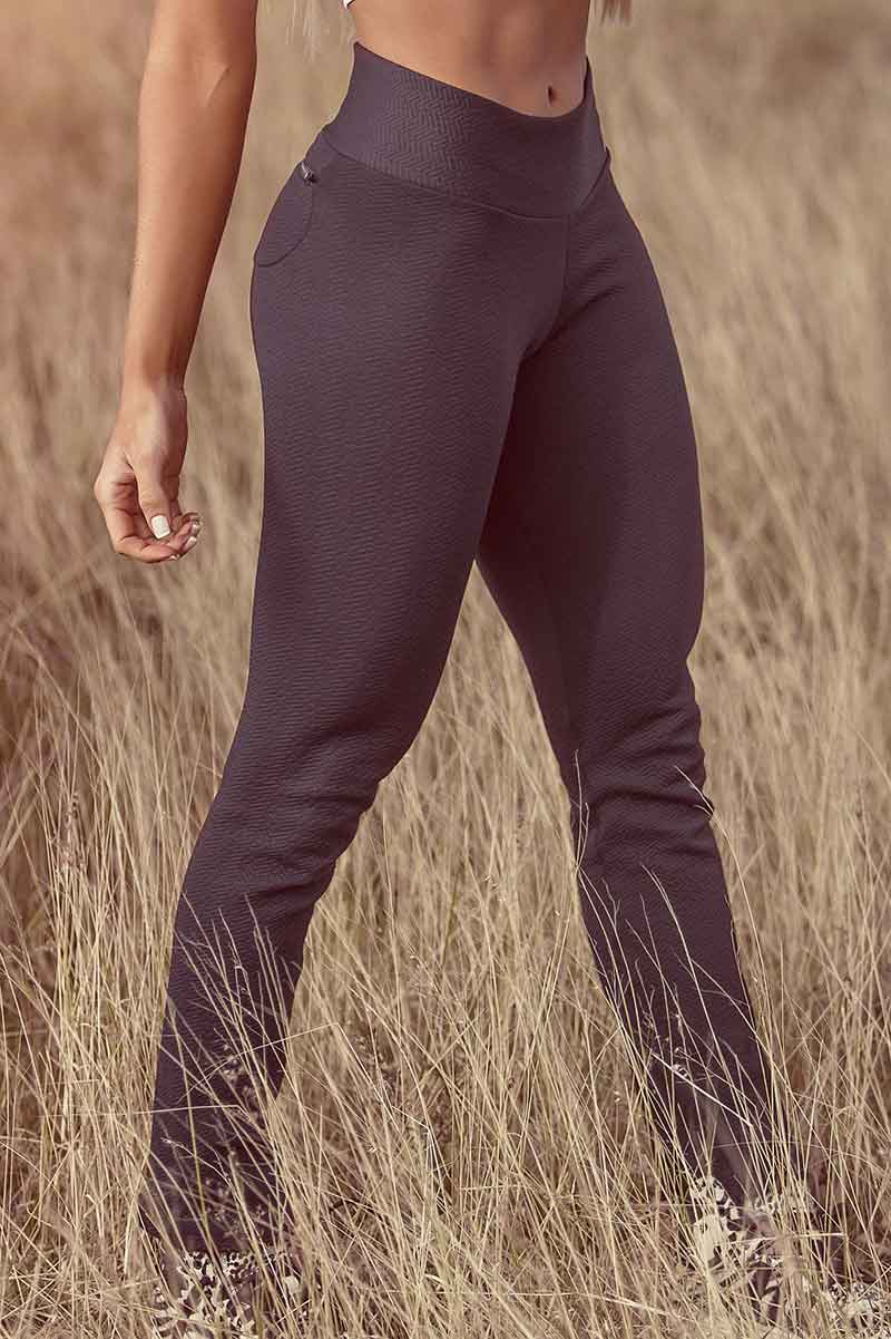 Super Hot Wild Textured Legging