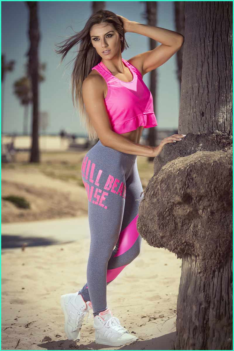 Pinkgymgirl Squishy Collection : Super Hot Will Beats Noise Legging