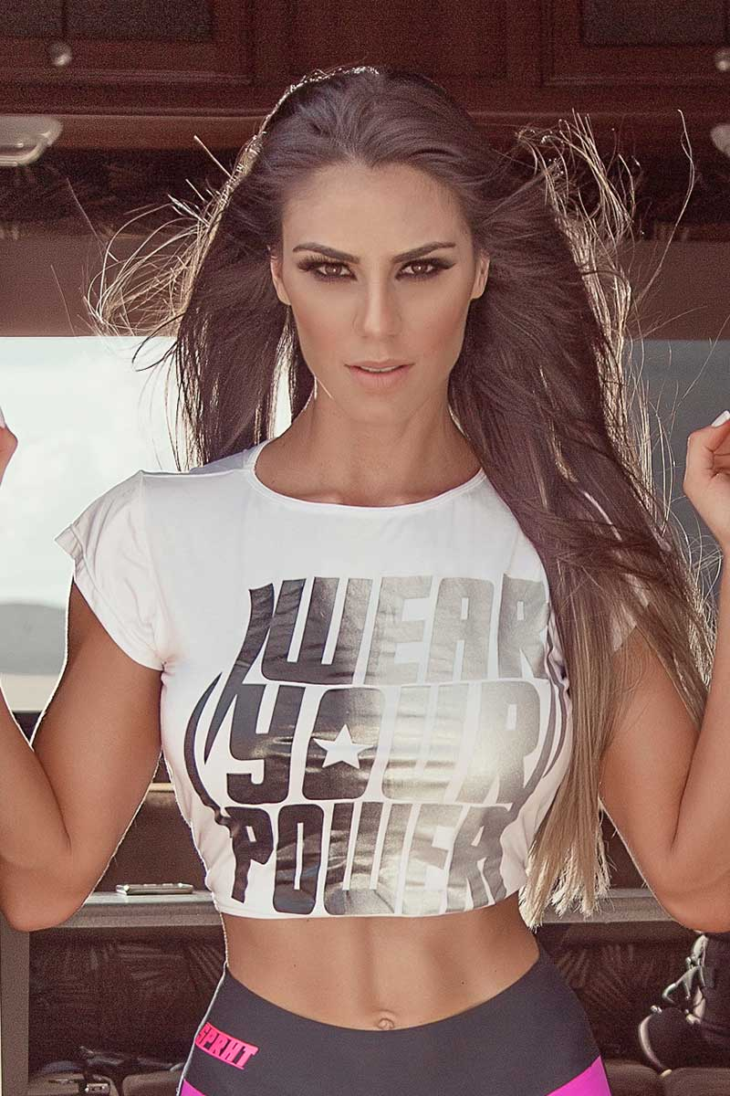 Super Hot Your Power Top