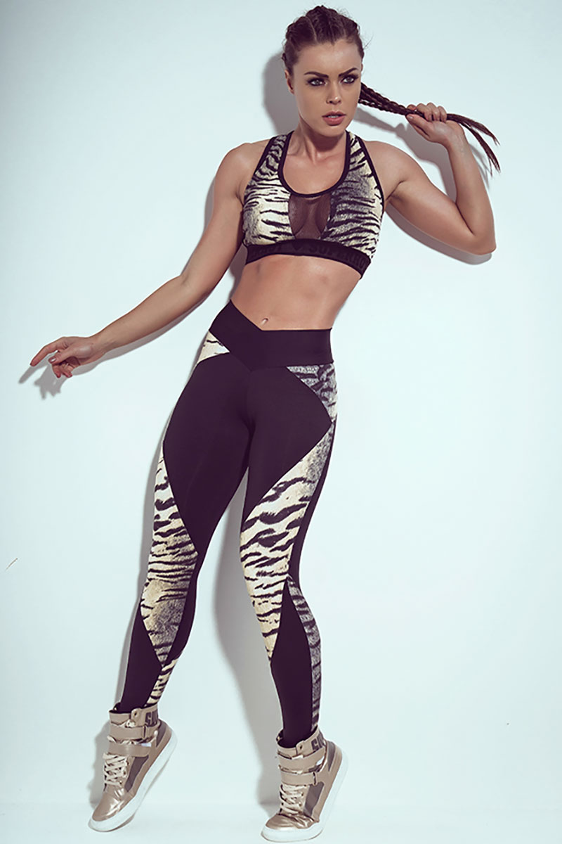 Super Hot Zambezi Legging